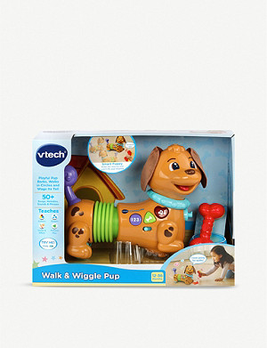 VTECH Walk and Wiggle Pup toy