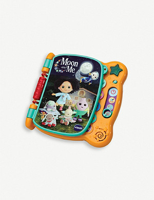VTECH Moon & Me: Touch and Learn Book
