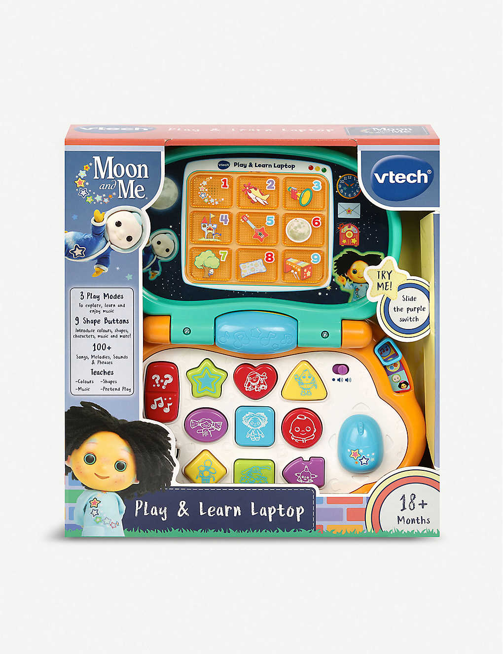 VTECH: Moon & Me: Baby's Laptop