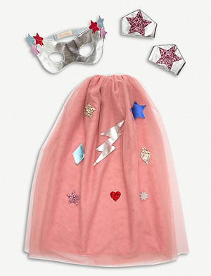 MERI MERI Superhero cape dress-up set