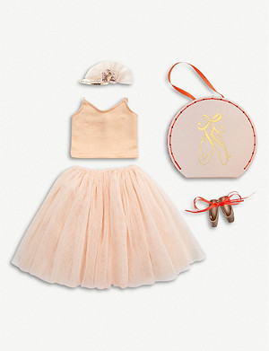 MERI MERI Ballerina doll dress-up set