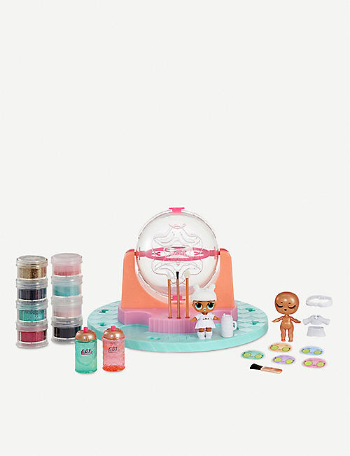L.O.L. SURPRISE DIY Glitter Factory set