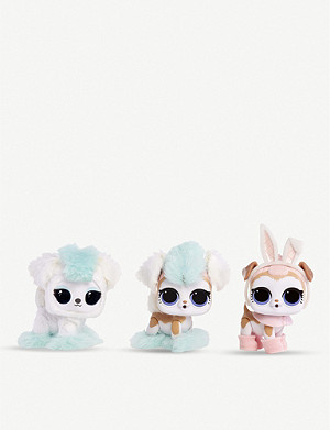 L.O.L. SURPRISE Surprise Fluffy Pets Winter Disco set