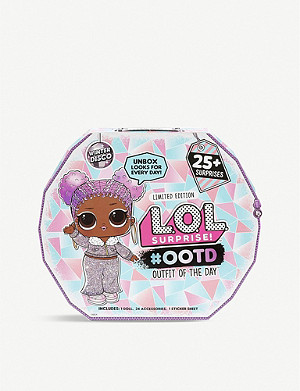 L.O.L. SURPRISE Winter Disco Glitter Globe