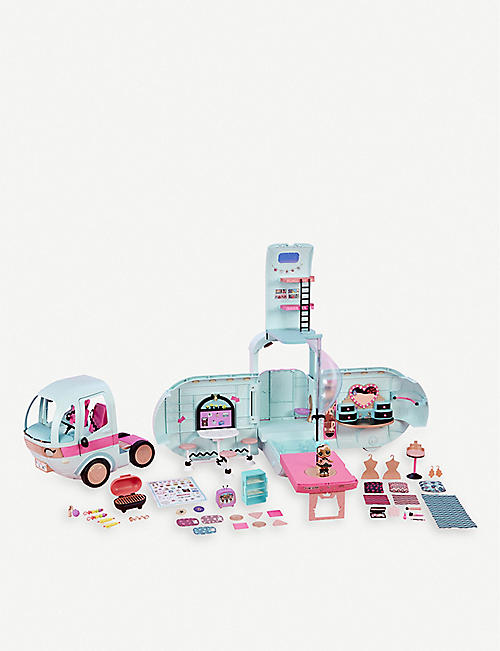 L.O.L. SURPRISE 2-in-1 Glamper Fashion Camper set