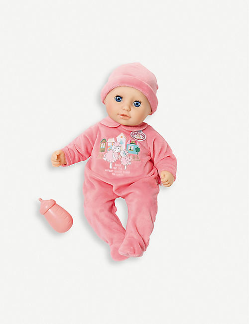 BABY ANNABELL My First Baby Annabell sleeping eyes doll