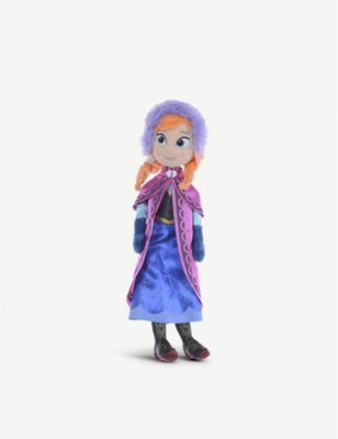 FROZEN Frozen Anna soft toy 25cm