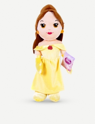 "DISNEY PRINCESS Disney Princess 20"" Belle plush toy"