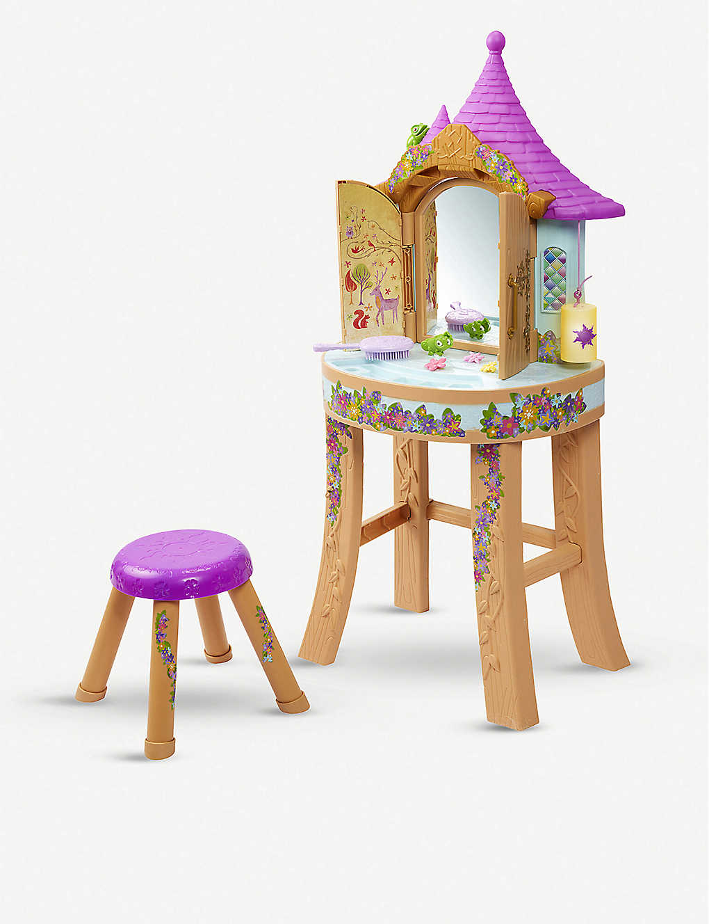 Disney Princess Rapunzel Tower Vanity Set Selfridges Com