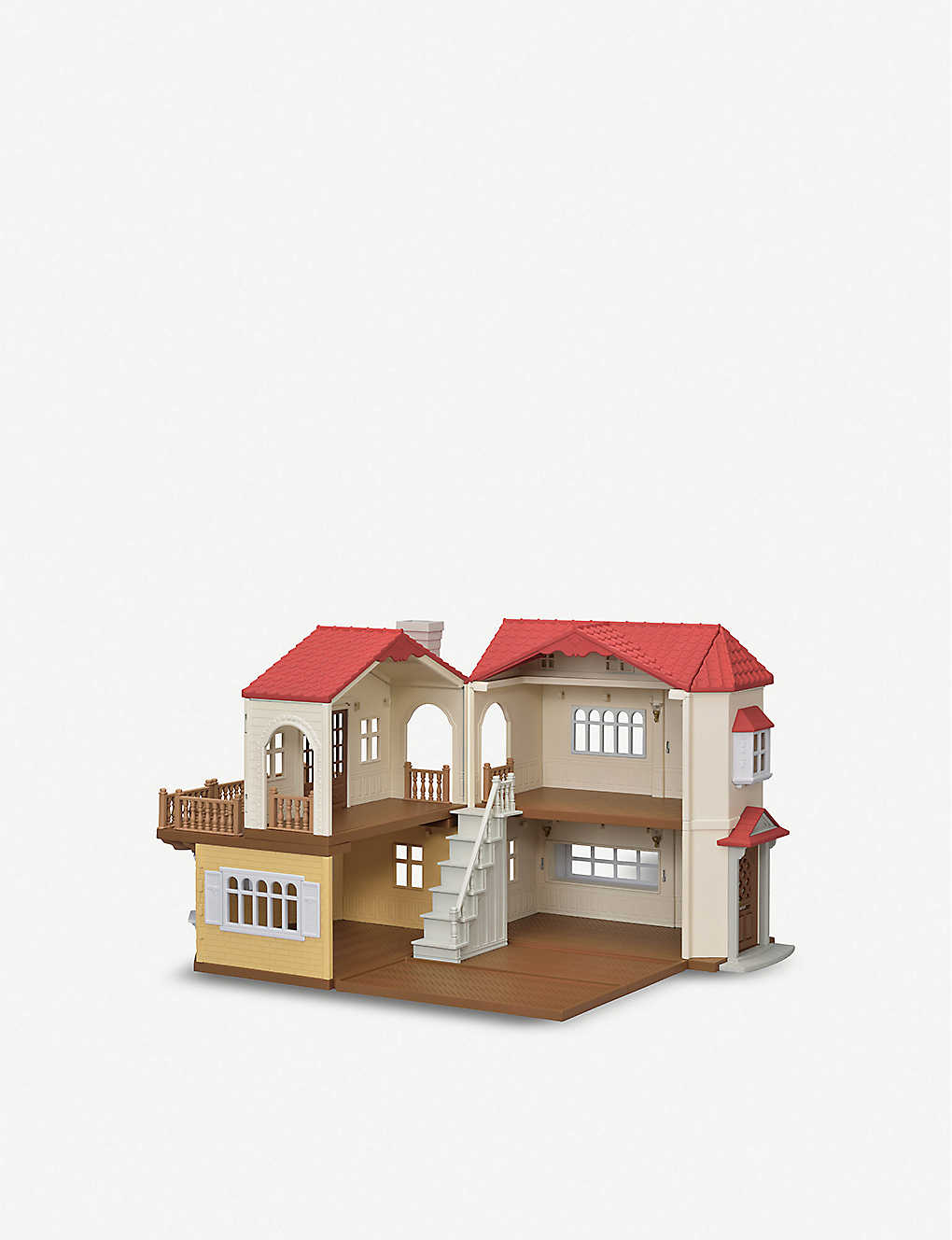 SYLVANIAN FAMILIES: Red Roof Country Home playset