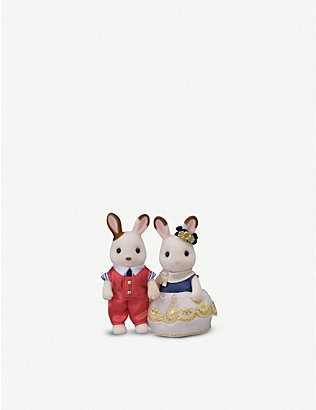 SYLVANIAN FAMILIES: Cute Couple set