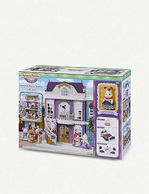 SYLVANIAN FAMILIES: Elegant Town Manor toy set