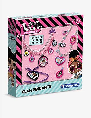 L.O.L. SURPRISE: Glam Pendants jewellery making set