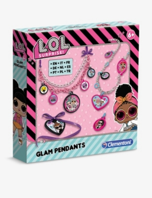 L.O.L. SURPRISE Glam Pendants jewellery making set