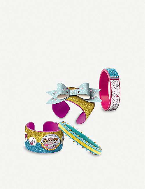 L.O.L. SURPRISE Fancy Bracelets jewellery making set