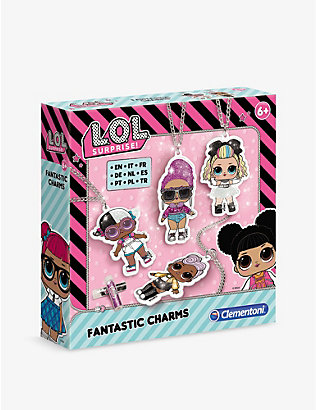 L.O.L. SURPRISE: Fantastic Charms set