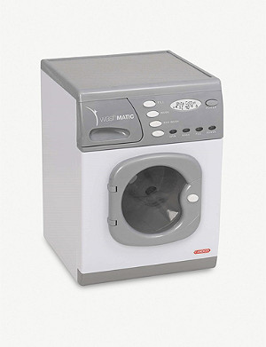 CASDON Washmatic electronic washer toy set