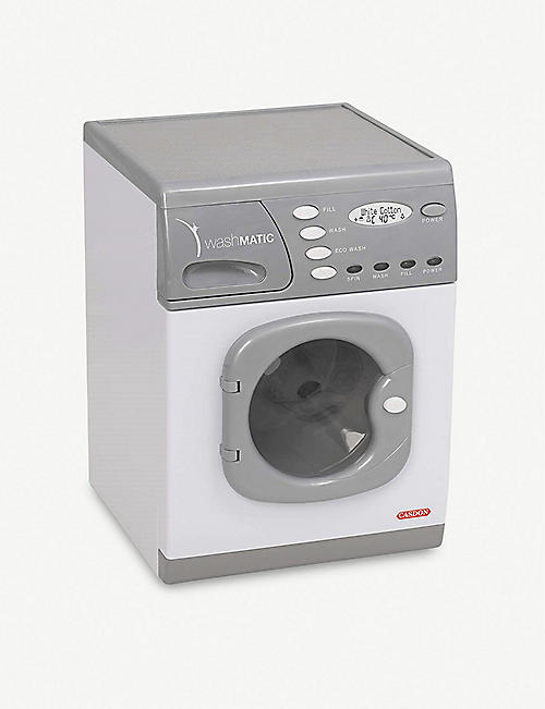 CASDON: Washmatic electronic washer toy set