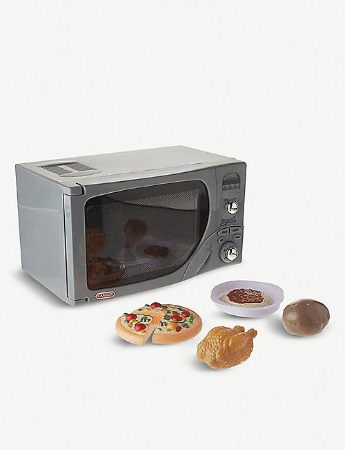 CASDON Delonghi microwave toy set