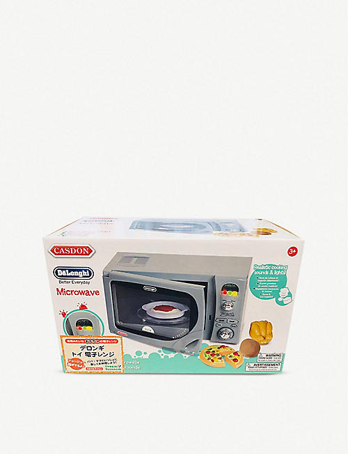 CASDON: Delonghi microwave toy set