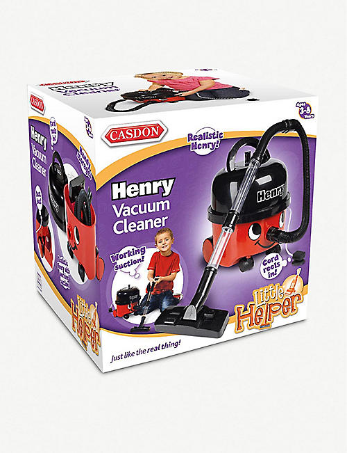CASDON Henry children's toy vacuum cleaner
