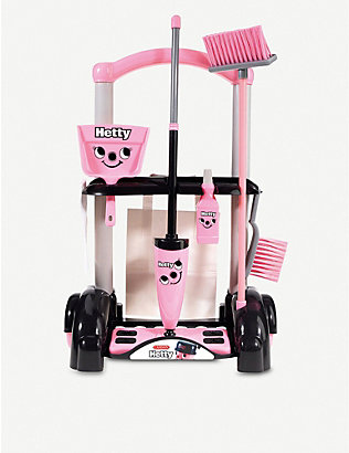 CASDON: Hetty cleaning trolley set