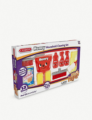 CASDON Henry housekeeping set (12)