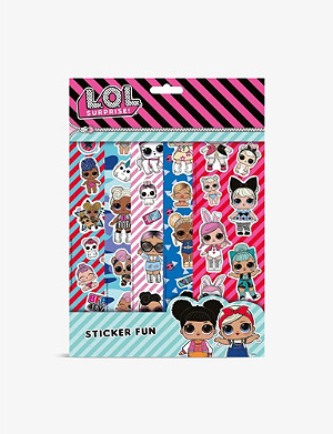 L.O.L. SURPRISE Sticker set