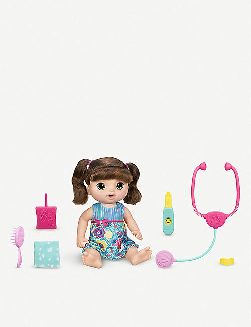 BABY ALIVE Sweet Tears doll set