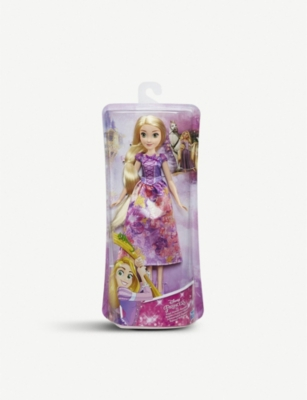 DISNEY PRINCESS Rapunzel Royal Shimmer doll 35.6cm
