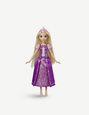 DISNEY PRINCESS Shimmering Song Rapunzel doll 35.6cm