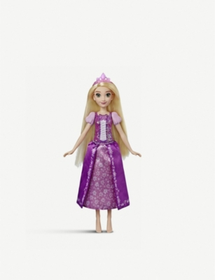DISNEY PRINCESS Shimmering Song Rapunzel doll
