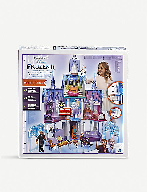 FROZEN Disney Frozen II Ultimate Arendelle Castle playset