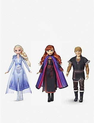 FROZEN II: Disney Frozen II assorted Anna, Elsa or Kristoff doll