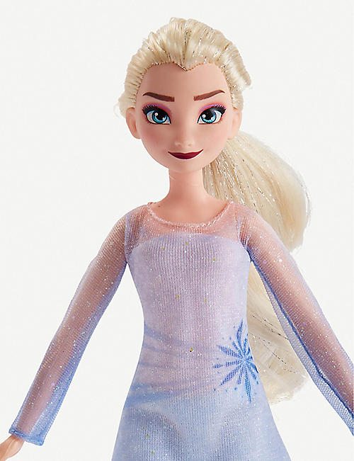 FROZEN Disney Frozen II Nokk and Elsa dolls
