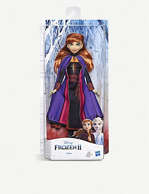 FROZEN Disney Frozen Anna fashion doll