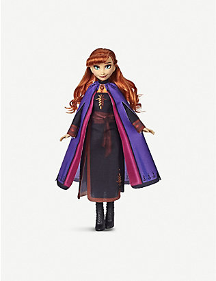 FROZEN II: Disney Frozen Anna fashion doll