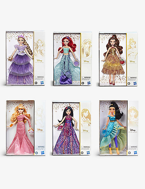 DISNEY PRINCESS: Style Series assortment dolls 32.4cm
