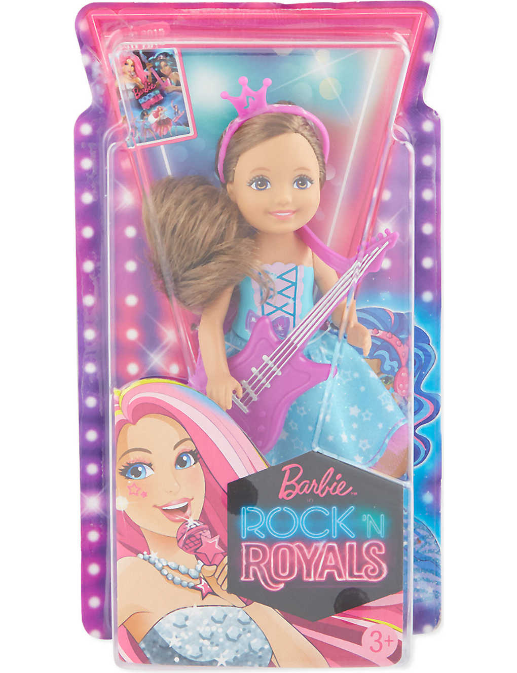 BARBIE - Rock 'N Royals Princess Chelsea doll | Selfridges com