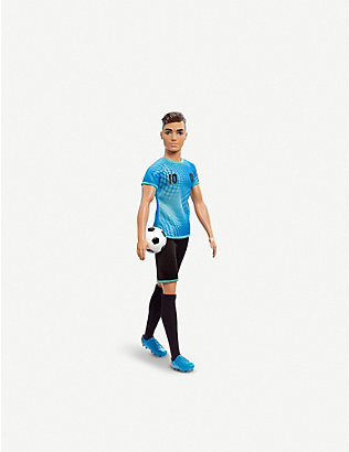 BARBIE: Ken Career footballer doll 30.4cm