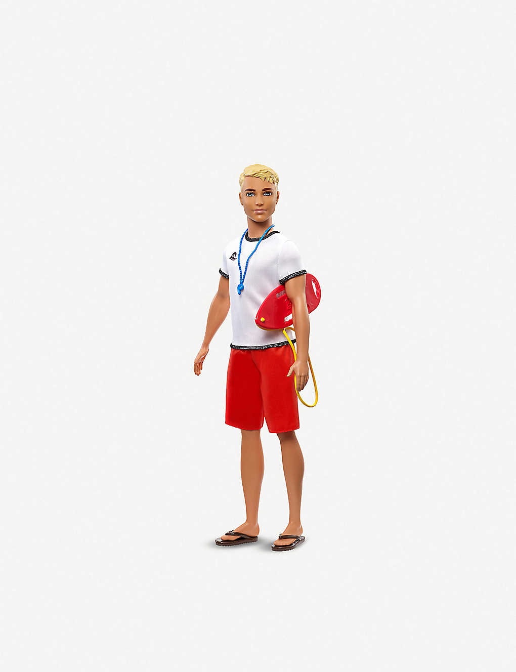 BARBIE: Ken Career Lifeguard doll 30.4cm