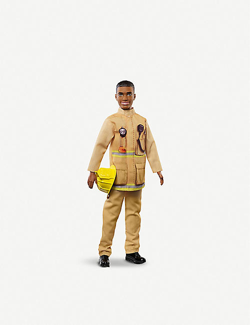 BARBIE Ken Career firefighter doll 30.4cm