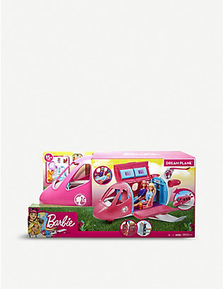 BARBIE: Dream Plane playset