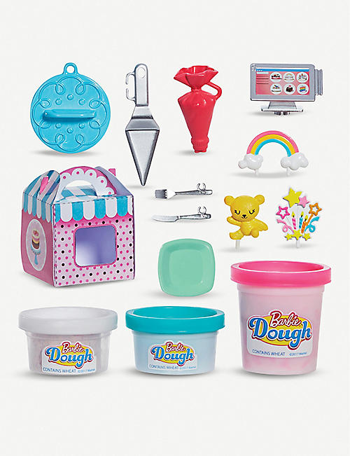 BARBIE Bakery Chef Doll play set