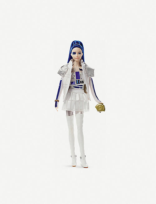 BARBIE Barbie R2D2 Star Wars Doll 38cm