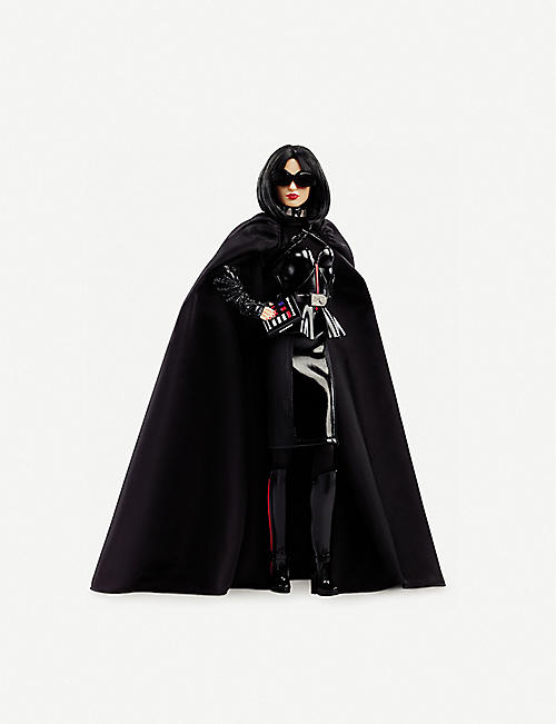 BARBIE Star Wars Darth Vader doll