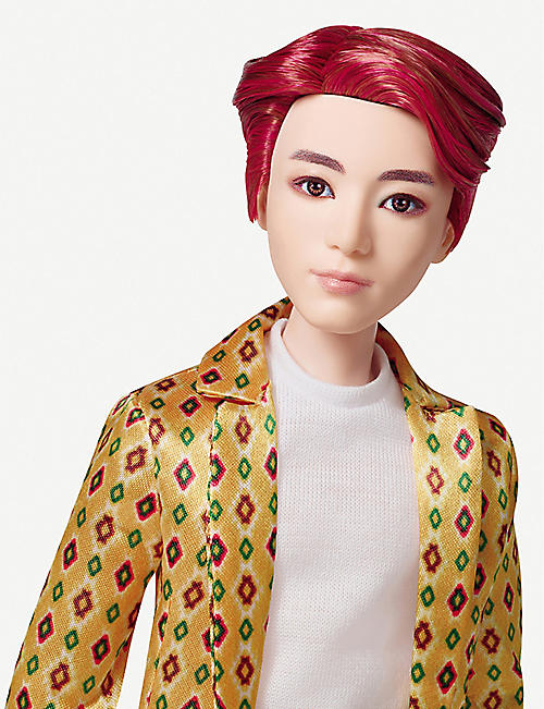 BTS Jungkook fashion doll 28cm