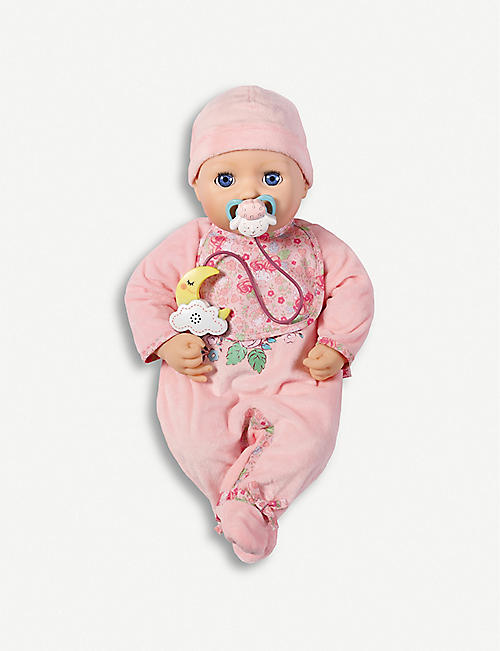 BABY ANNABELL Sweeat Dreams light-up dummy