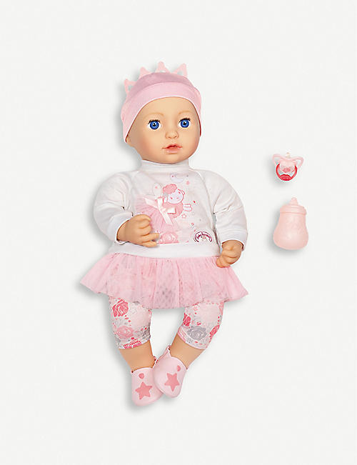 BABY ANNABELL Sweet Dreams Mia So Soft doll