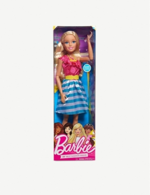 BARBIE fashion friend doll